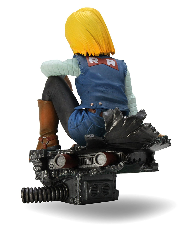 Figurine Cyborg C18 – Dragon Ball Z