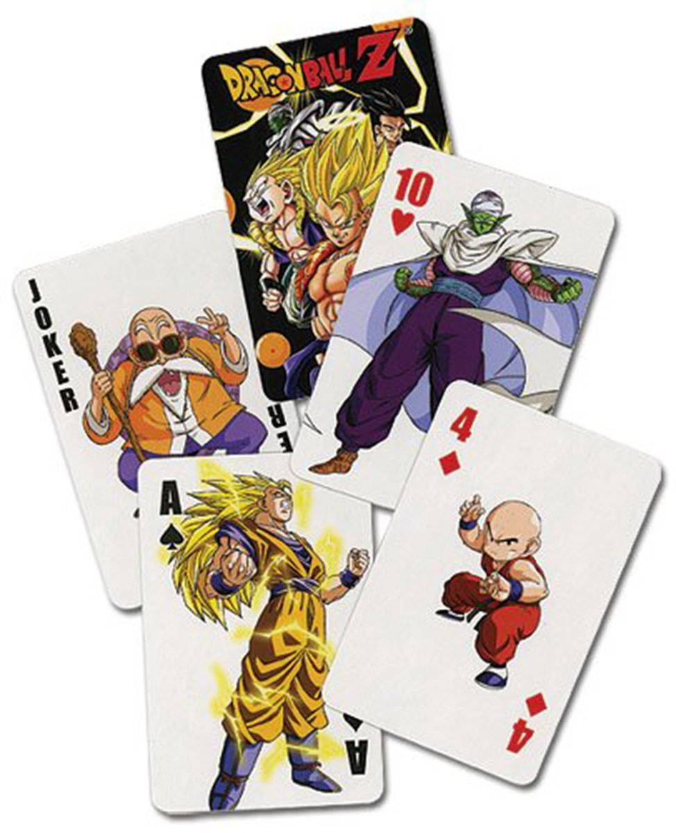 Jeux de cartes Dragon Ball