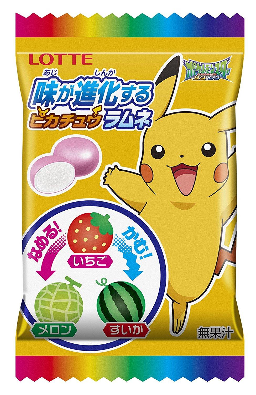 Bonbon Ramune Pikachu – Pokemon