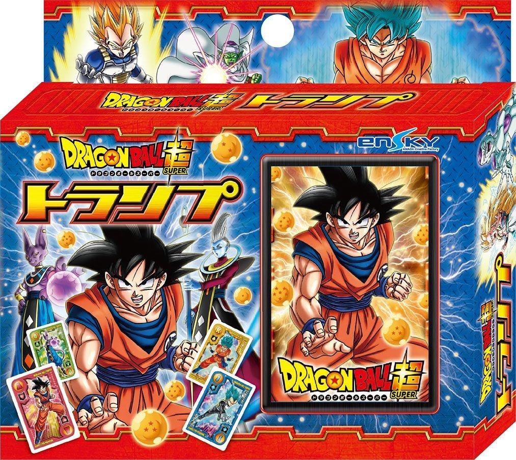 Jeux de cartes Dragon Ball Super