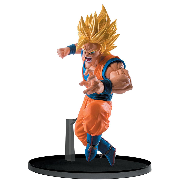 Figurine Son Goku SSJ2 – Dragon Ball Super