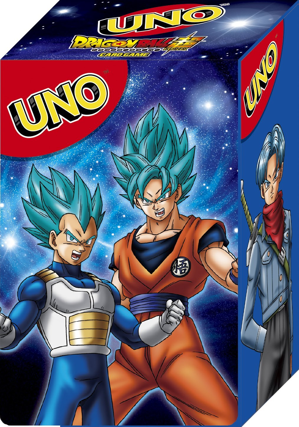 Uno Dragon Ball Super