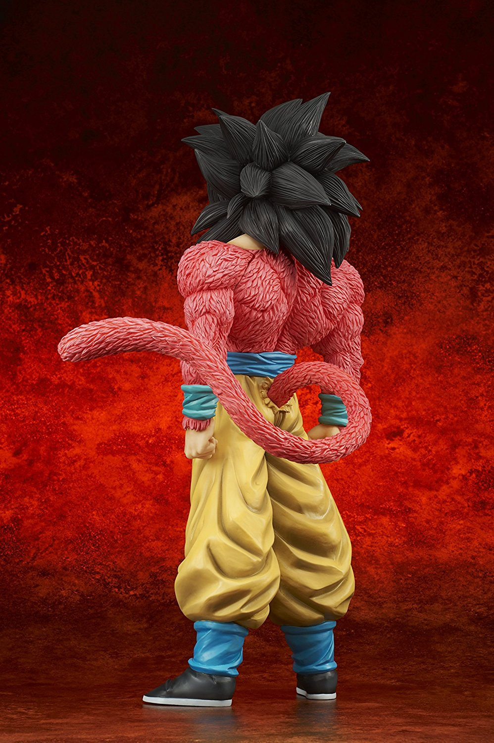 Figurine Son Goku SSJ4 – Dragon Ball GT