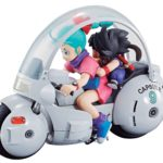 Figurines Bulma et Son Goku – Dragon Ball