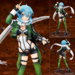 Figurine Sinon – Gekijouban Sword Art Online : -Ordinal Scale-