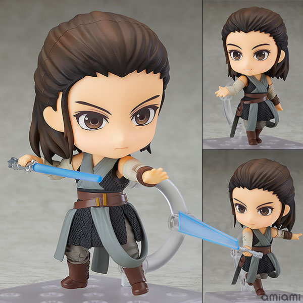 Figurine Nendoroid Rey – Star Wars: The Last Jedi