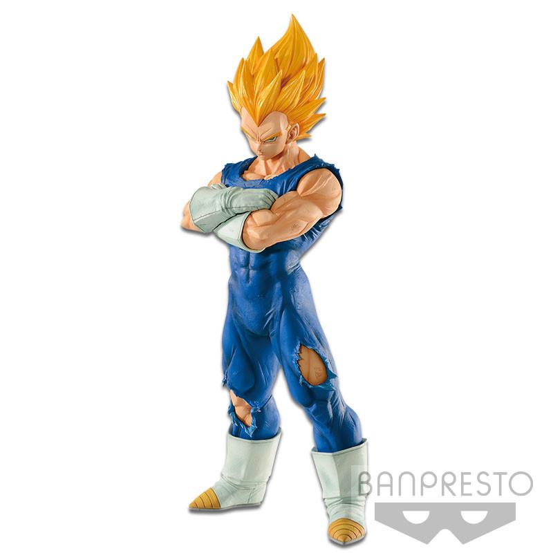 Figurine Vegeta SSJ, Majin Vegeta – Dragon Ball Z