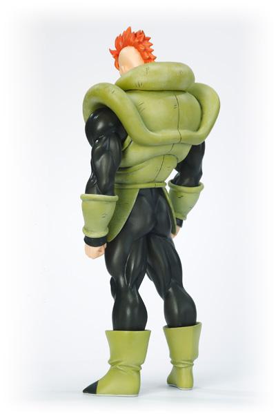 Figurine Cyborg C16 – Dragon Ball Z