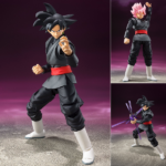 Figurine Goku Black (Goku Black SSR) – Dragon Ball Super
