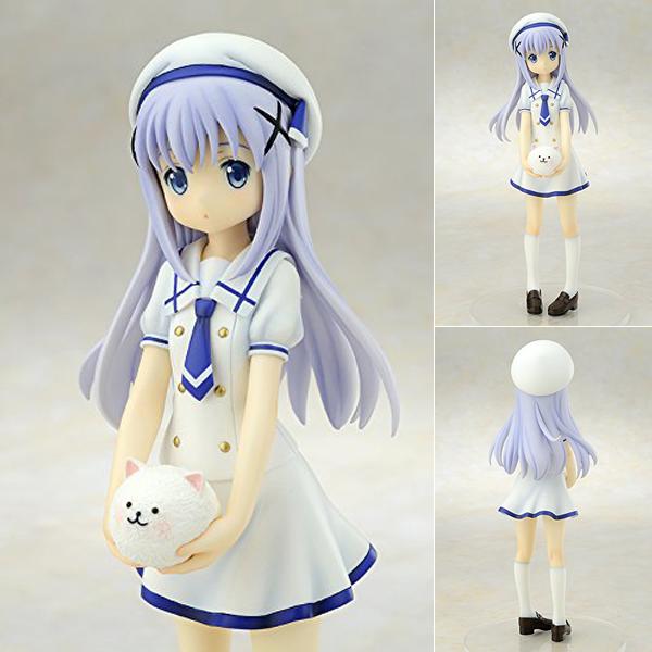 Figurine Kafuu Chino – Gochuumon wa Usagi Desu ka?