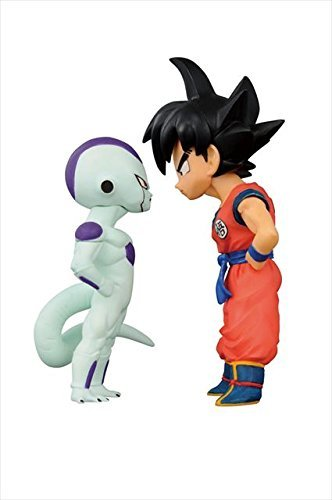 Figurine WCF Freezer (Final Form) Vs Son Goku – Dragon Ball Z