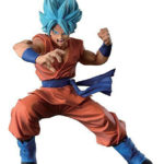 Figurine Son Goku SSJ God SS (Son Goku Super Saiyan Blue) – Dragon Ball Super
