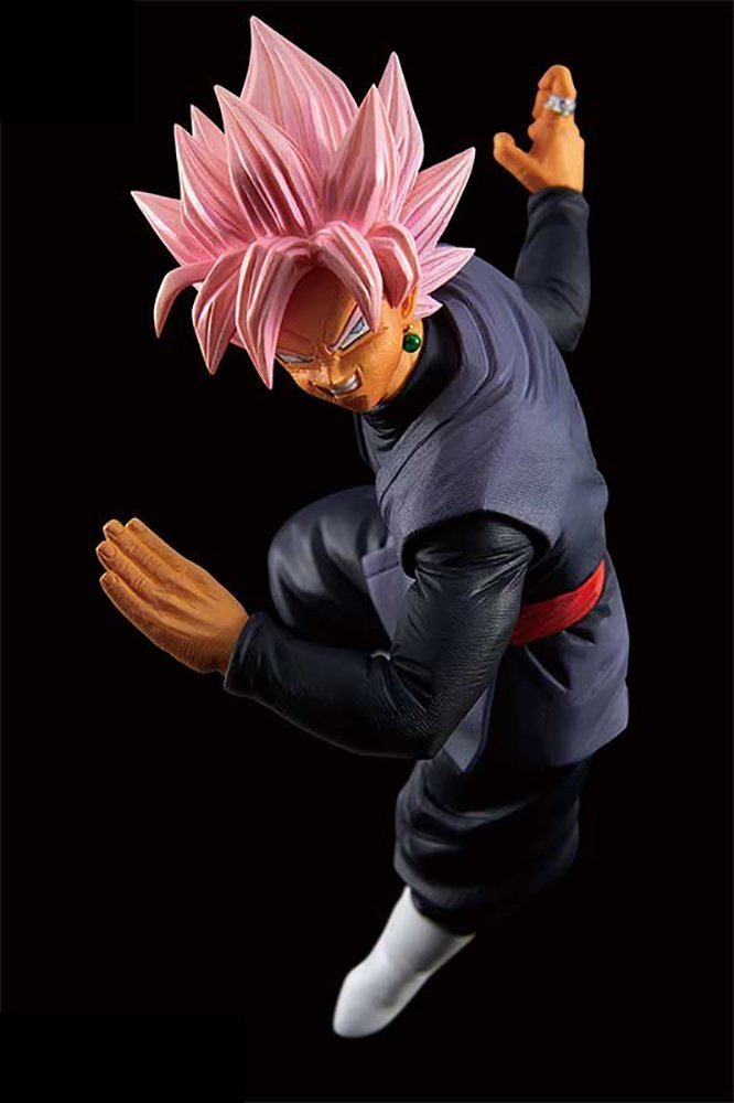 Figurine Goku Black SSR (Goku Super Saiyan Rose) – Dragon Ball Super