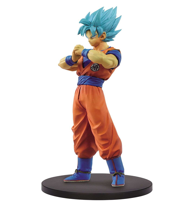 Figurine Son Goku SSJ God SS (Super Saiyan Blue) – Dragon Ball Super