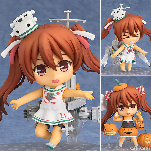 Figurine Nendoroid Libeccio – Kantai Collection ~Kan Colle~