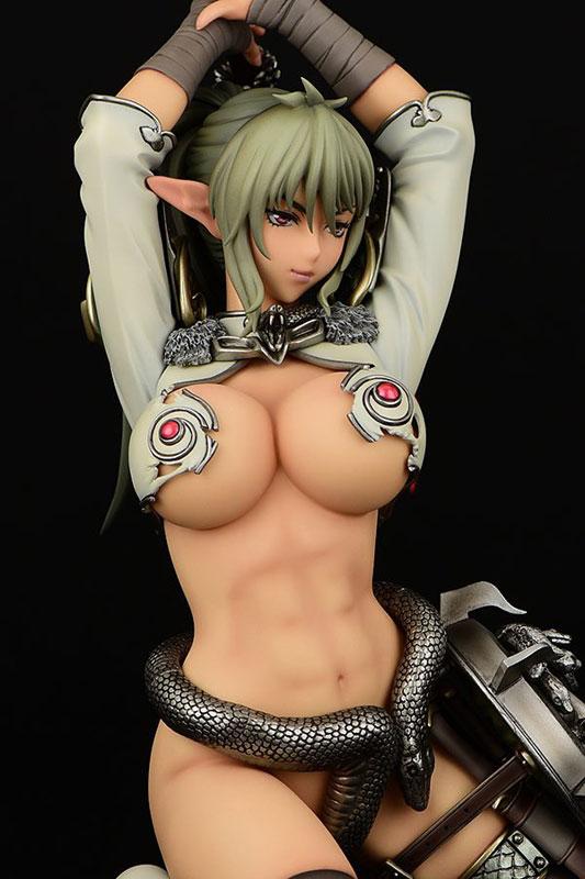 Figurine Echidna – Queen's Blade Utsukushiki Toushi-Tachi