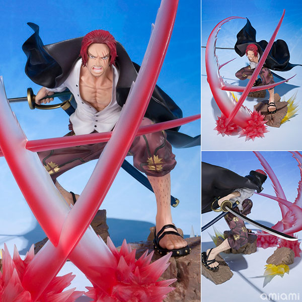 Figurine Akagami no Shanks – One Piece