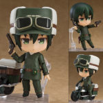 Figurine Nendoroid Kino – Kino no Tabi – The Beautiful World- The Animated Series