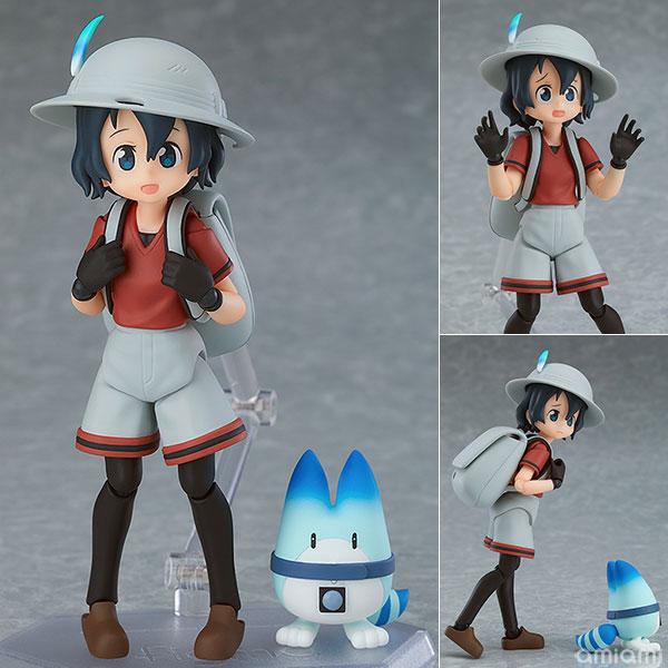 Figurine Kaban, Lucky Beast – Kemono Friends