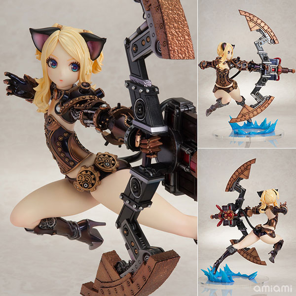 Figurine Elin – Tera: The Exiled Realm of Arborea