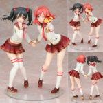 Lot de 2 figurines Nishikino Maki et Yazawa Nico – Love Live! School Idol Festival