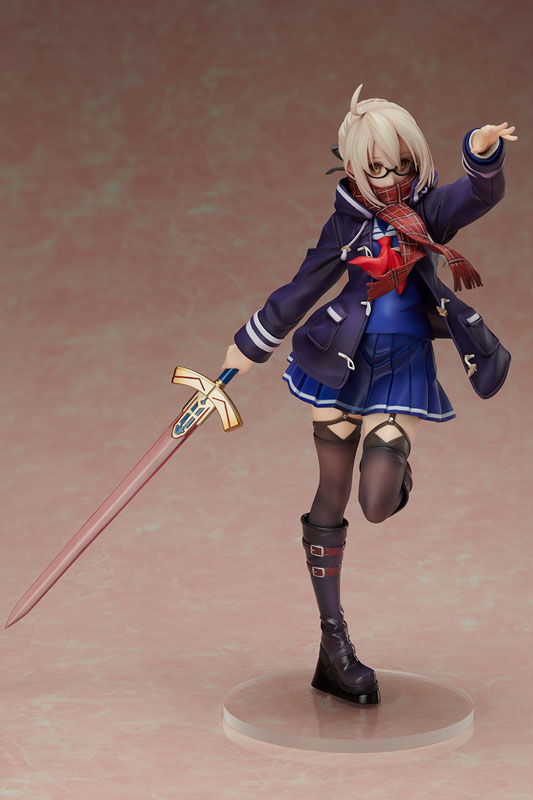 Figurine Nazo no Heroine X – Fate/Grand Order