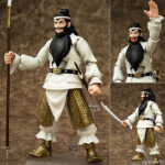 Figurine Guan Yu – Yokoyama Mitsuteru Sangokushi