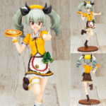 Figurine Anchovy – Girls und Panzer: Saishuushou