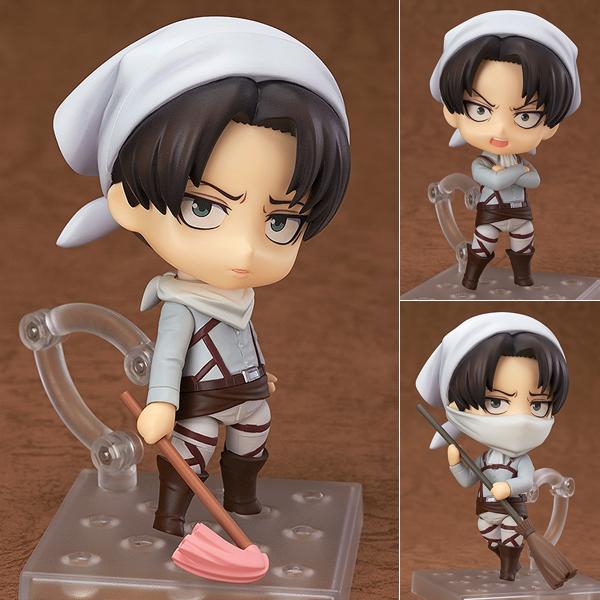 Figurine Nendoroid Levi – Shingeki no Kyojin