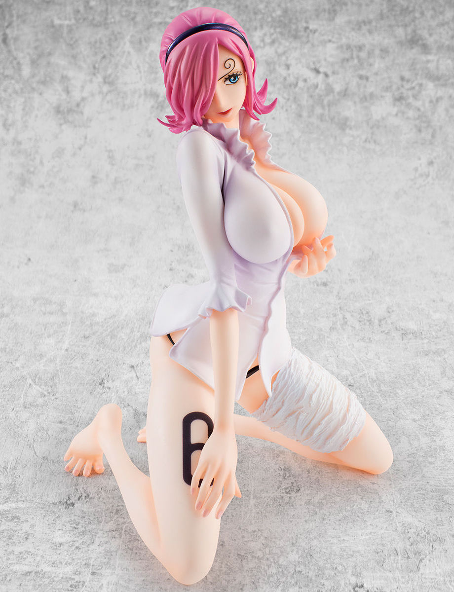 Figurine Vinsmoke Reiju (Limited + Exclusive) – One Piece