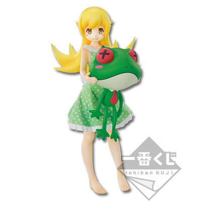 Figurine Oshino Shinobu – Tsukimonogatari