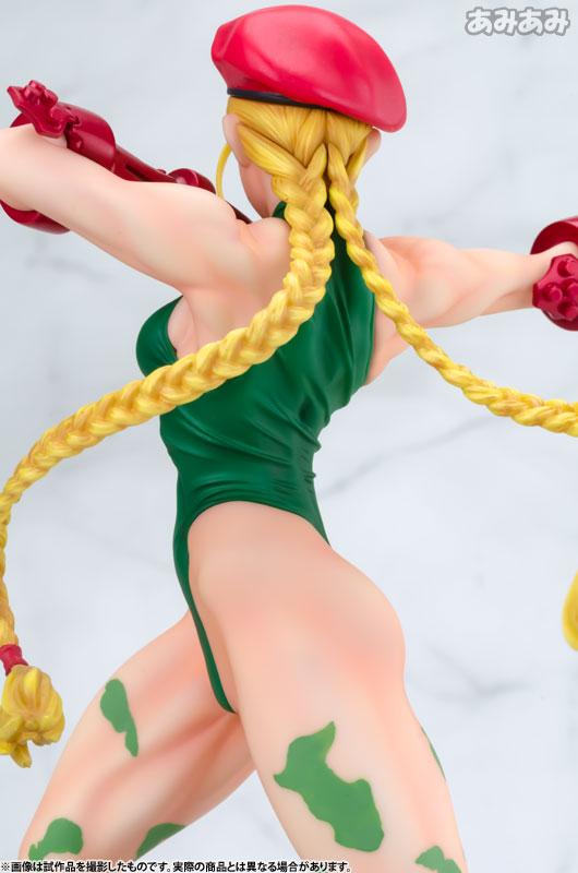 Figurine Cammy – Street Fighter