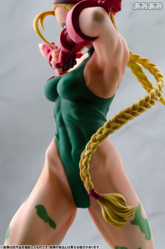 Figurine Cammy – Street Fighter