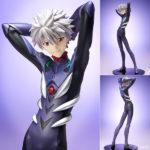 Figurine Nagisa Kaworu – Evangelion Shin Gekijouban: Q