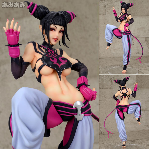 Figurine Han Juri – Super Street Fighter IV