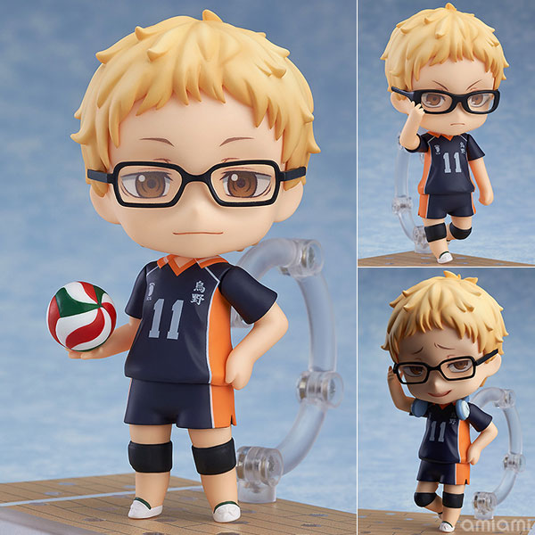 Figurine Nendoroid Tsukishima Kei – Haikyuu!! Second Season