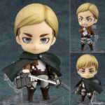 Figurine Nendoroid Erwin Smith – Shingeki no Kyojin
