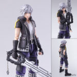 Figurine Riku – Kingdom Hearts III