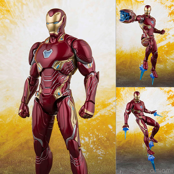 Figurine Iron Man Mark 50 – Avengers: Infinity War