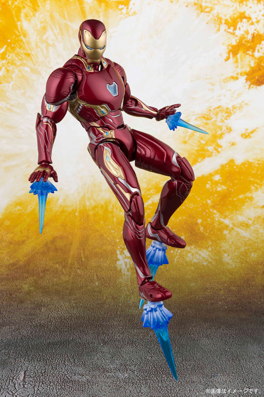 Figurine Iron Man Mark 50 – Avengers: Infinity War