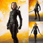 Figurine Black Widow – Avengers: Infinity War