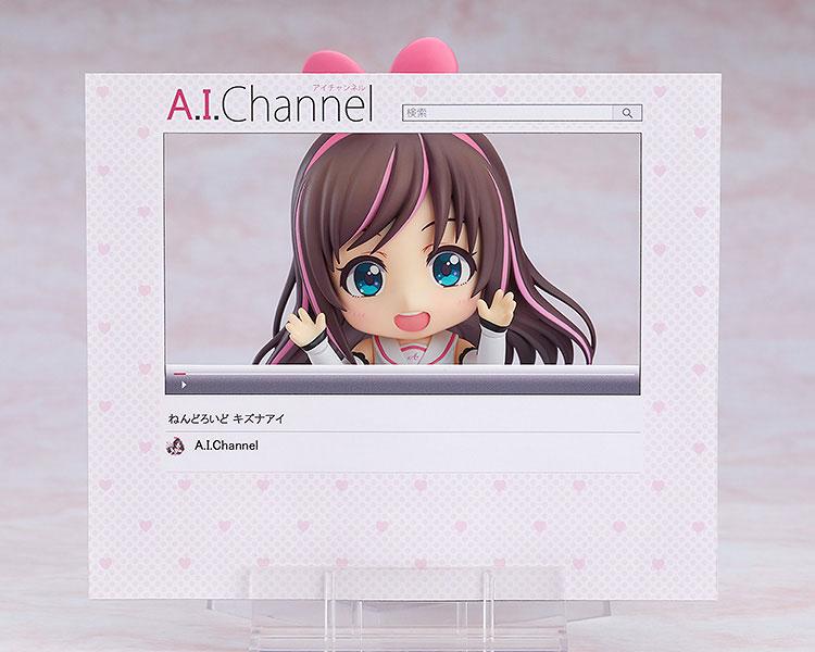Figurine Nendoroid Kizuna Ai – A.I.Channel