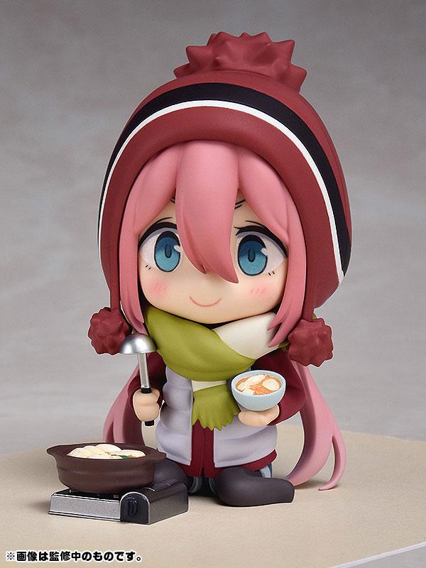 Figurine Nendoroid Kagamihara Nadeshiko – Yuru Camp