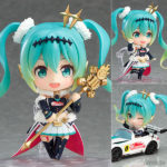 Figurine Nendoroid Hatsune Miku – GOOD SMILE Racing