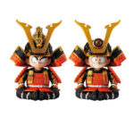 Lot de 2 Figurines Son Goku – Dragon Ball