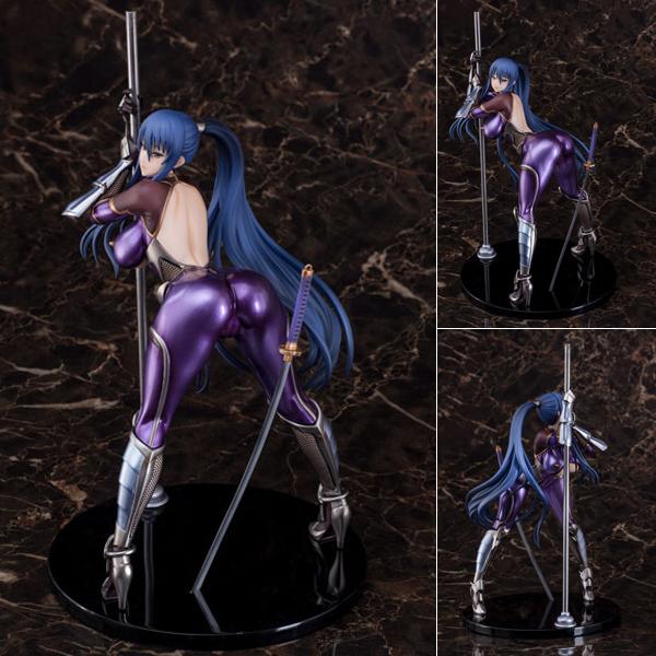 Figurine Akiyama Rinko – Taimanin Yukikaze 2