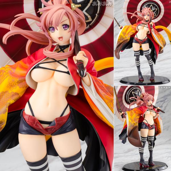 Figurine Maeda Keiji (Limited + Exclusive) – Hyakka Ryouran