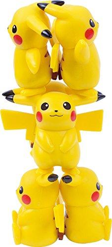 Jeu pikachu à empiler