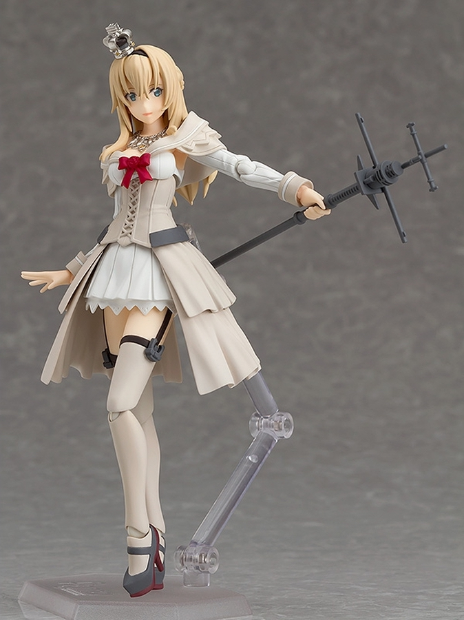 Figurine Warspite (Limited + Exclusive) – Kantai Collection ~Kan Colle~
