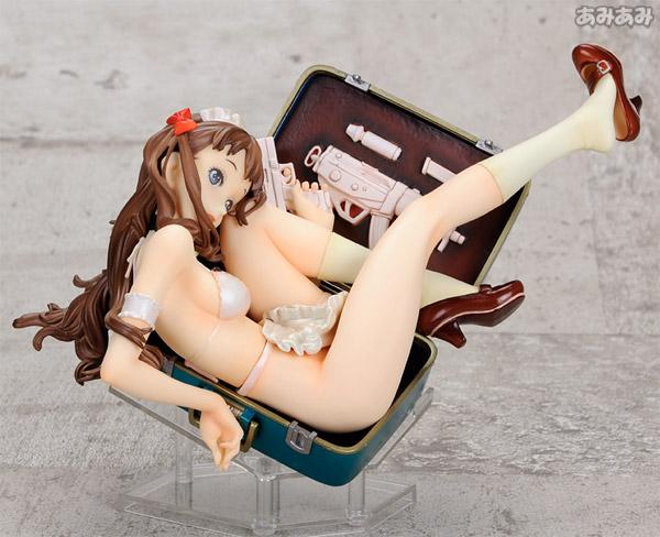 Figurine Trunk Girl – Dendrobium